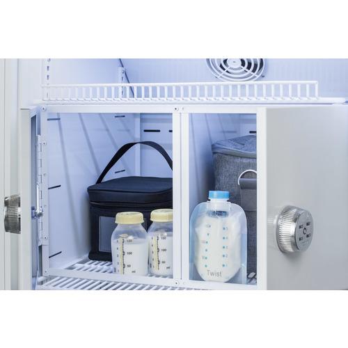 MLRS8MCLK  Refrigerator Detail