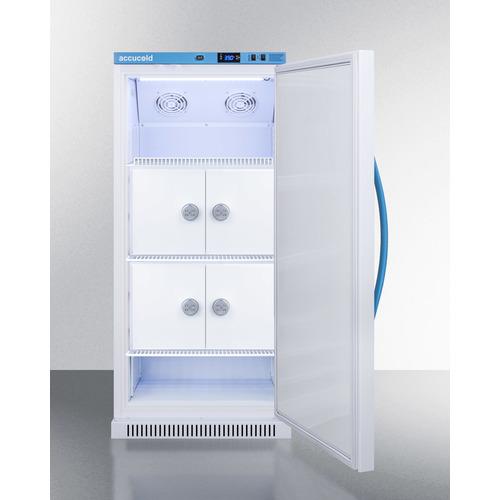 MLRS8MCLK  Refrigerator Open