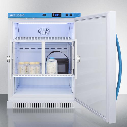 MLRS6MCLK Refrigerator Full