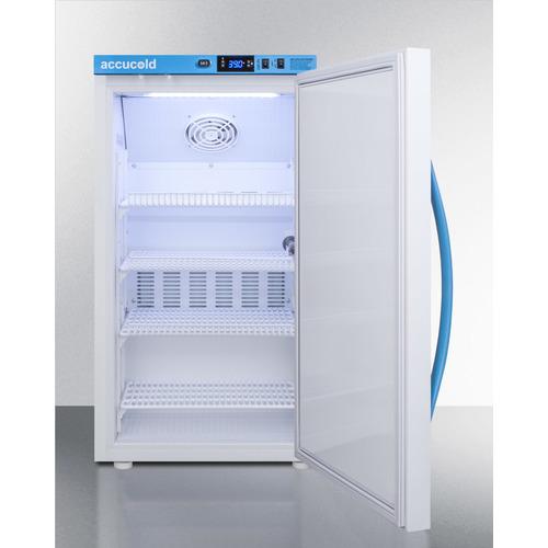 MLRS3MC Refrigerator Open