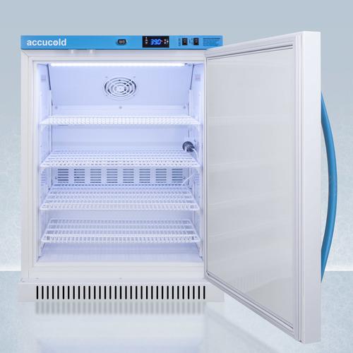 ARS6MLMC Refrigerator Open