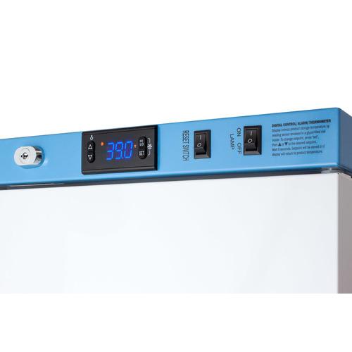 ARS6MLMC Refrigerator Controls