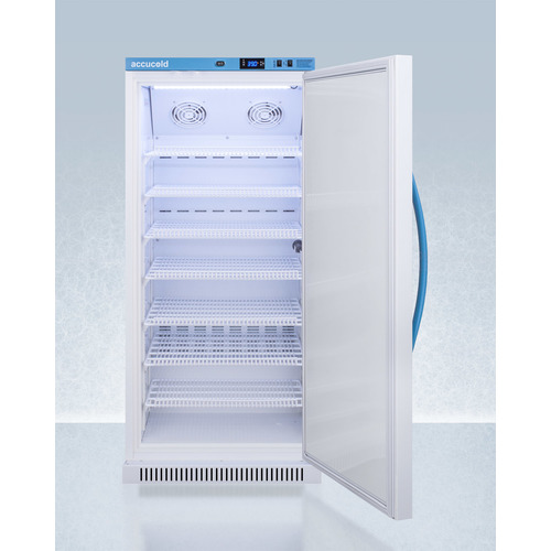 ARS8MLMC Refrigerator Open