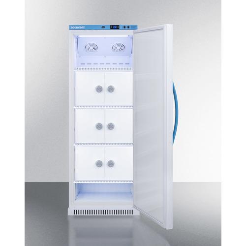 MLRS12MCLK Refrigerator Open