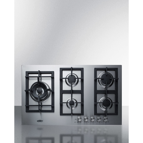 GCJ536SS Gas Cooktop Front