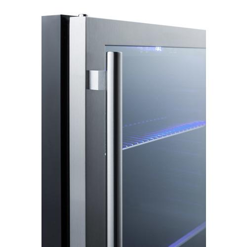 SCR2466B Refrigerator Detail