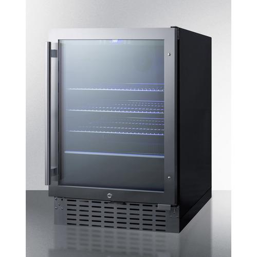 SCR2466B Refrigerator Angle