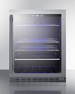 ALBV2466CSS Refrigerator Front