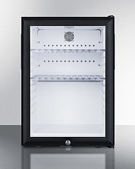 MB27G Refrigerator Front
