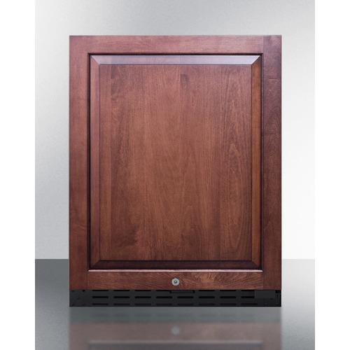 AL55IF Refrigerator Front