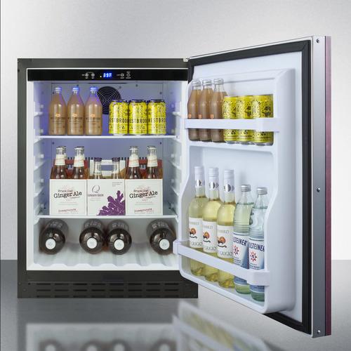 AL55IF Refrigerator Full