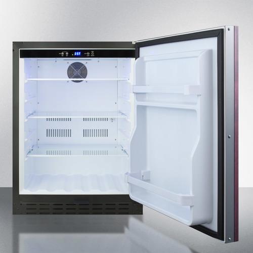 AL55IF Refrigerator Open