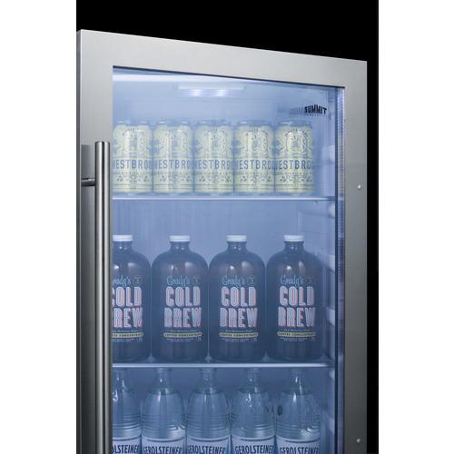 SPR489OSCSS Refrigerator Detail