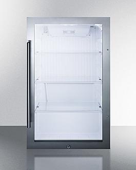 SPR489OSADA Refrigerator Front