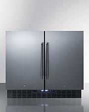 FFRF36 Refrigerator Freezer Front