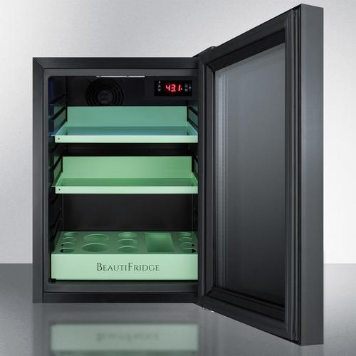 LX114LGT1 Refrigerator Open