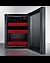 LX114LRT1 Refrigerator Open