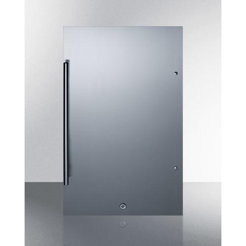 FF195ADA Refrigerator Front