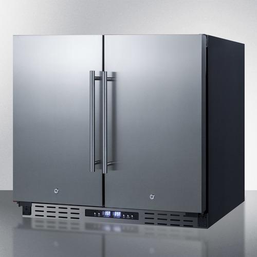 FFRF36ADA Refrigerator Freezer Angle