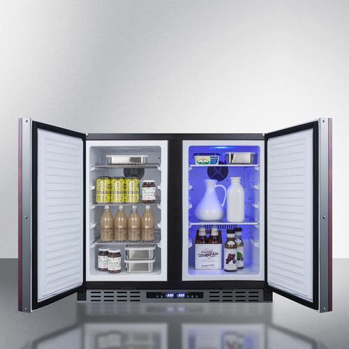 FFRF36IFADA Refrigerator Freezer Full