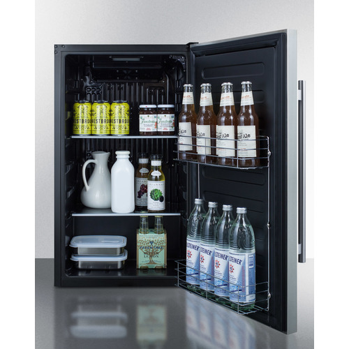 SPR196OSCSS Refrigerator Full