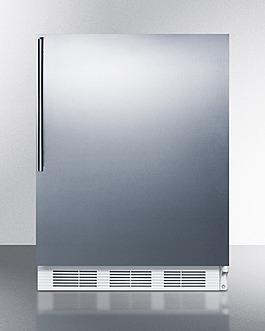 CT661WSSHV Refrigerator Freezer Front