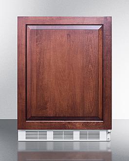 CT661WBIIF Refrigerator Freezer Front