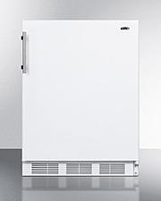 CT661WBIADA Refrigerator Freezer Front