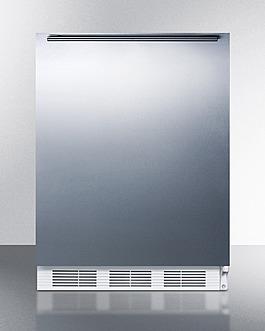 CT661WBISSHHADA Refrigerator Freezer Front