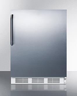 CT661WCSSADA Refrigerator Freezer Front