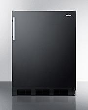 CT663BKADA Refrigerator Freezer Front