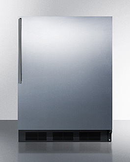 CT663BKBISSHV Refrigerator Freezer Front