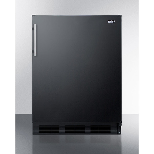 CT663BKBIADA Refrigerator Freezer Front