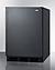 CT663BKBIADA Refrigerator Freezer Angle