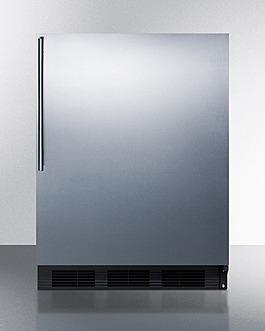 CT663BKBISSHVADA Refrigerator Freezer Front