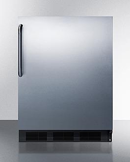 CT663BKBISSTBADA Refrigerator Freezer Front