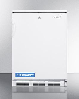 CT66LWBI Refrigerator Freezer Front