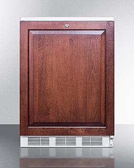 CT66LWBIIF Refrigerator Freezer Front