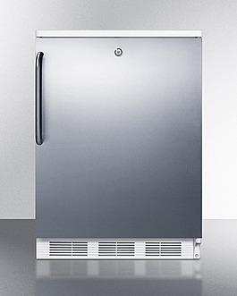 CT66LWSSTB Refrigerator Freezer Front