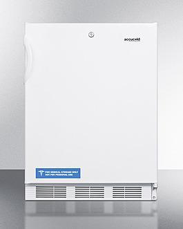 CT66LWBIADA Refrigerator Freezer Front