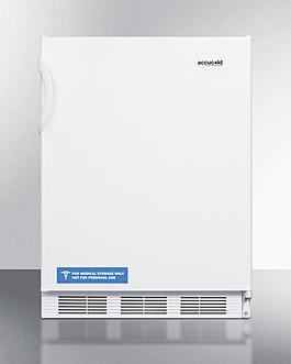 AL650WBI Refrigerator Freezer Front