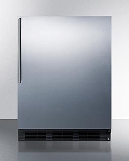 FF63BKBISSHV Refrigerator Front