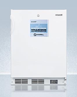 FF6LWBI7NZADA Refrigerator Front