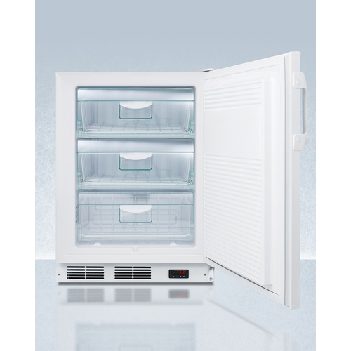 VT65MLBIADAGP Freezer Open