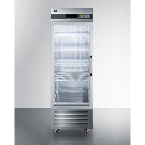SCR23SSGLH Refrigerator Front