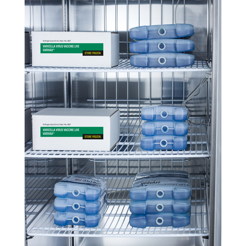 AFS23MLLH Freezer Detail