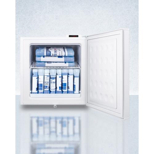 FS24LGP Freezer Full