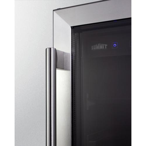 ALBV15 Refrigerator Detail