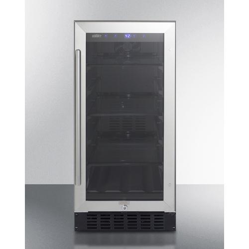 ALBV15 Refrigerator Front