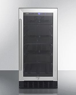 ALBV15CSS Refrigerator Front